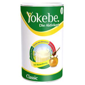 Yokebe Classic Shake für eine gewichtskontrollierende Ernährung jede 500-g-Dose