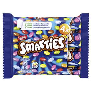 Kitkat, Lion oder Smarties Multipacks jede 208/180/152-g-Packung