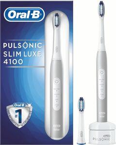 Oral-B         Pulsonic Slim Luxe 4100 Platinum                     Platin