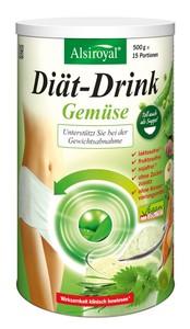 Alsiroyal  Diät-Drink Gemüse 500 g