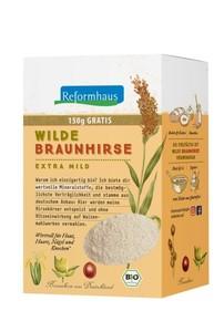 Reformhaus Bio Wilde Braunhirse 1000 g + 15 % gratis