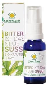 SonnenMoor Bio -Kräuterspray BITTER 20 ml