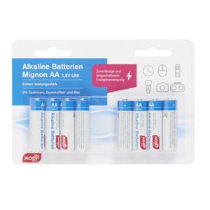 Kodi Basic Batterien Mignon (AA) LR6