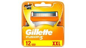 Gillette Fusion5 Systemklingen 12er Regalgröße