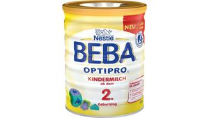 Nestlé BEBA OPTIPRO Kindermilch ab dem 2. Geburtstag, 800 g