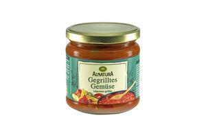 Alnatura Tomatensauce Gegrilltes Gemüse
