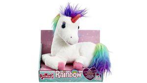 Vivid - Animagic - Einhorn Rainbow mit leuchtendem Horn
