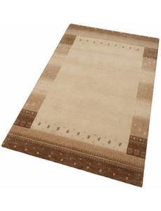 Orientteppich, »Asti Gabbeh«, Parwis, rechteckig, Höhe 20 mm, manuell geknüpft