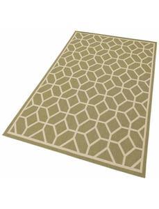 Teppich, »Makota«, my home, rechteckig, Höhe 5 mm, maschinell gewebt