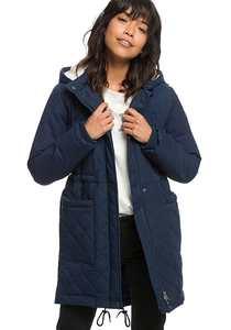 Roxy Slalom Chic - Mantel für Damen - Blau