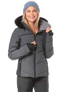 Roxy Snowstorm - Snowboardjacke für Damen - Grau