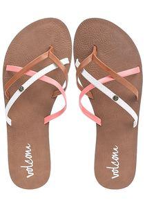 Volcom New School - Sandalen für Damen - Pink