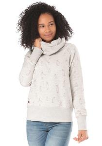 Mazine Kookynie Heavy Turtle Neck - Kapuzenpullover für Damen - Weiß