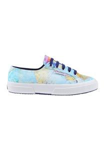 Superga 2750 Fabricw Bahamas - Sneaker für Damen - Blau