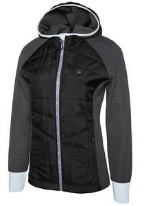 Lakeville Mountain Hybrid Magadi - Jacke für Damen - Schwarz