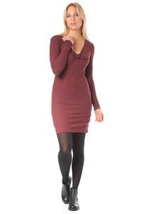 RVCA Knot Up - Kleid für Damen - Rot