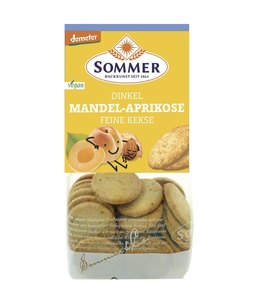 Mandel-Aprikose-Kekse