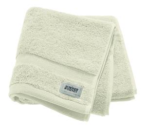 Schöner Wohnen Cuddly-H Handtuch, 50x100cm, weiss