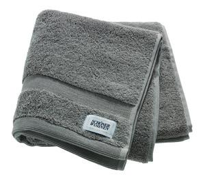 Schöner Wohnen Cuddly-H Handtuch, 50x100cm, stein