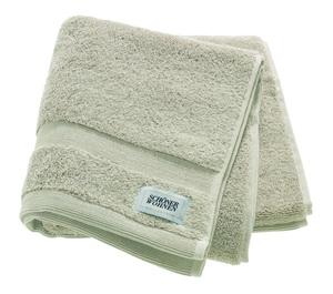 Schöner Wohnen Cuddly-H Handtuch, 50x100cm, sand