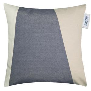 Schöner Wohnen Zierkissenhülle Zag, 48x48cm, grau beige