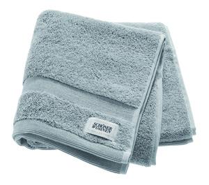 Schöner Wohnen Cuddly-H Handtuch, 50x100cm, grau