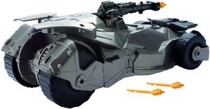 Mattel DC Justice League Movie Megakanonen-Batmobil (15 cm)