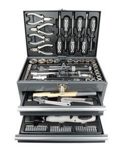 Brüder Mannesmann 155-tlg. Werkzeugbox