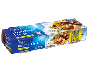 ARMADA Mini-Pack Thunfisch-Filets