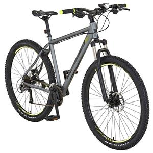 REX Alu-Mountainbike Graveler 8000, 29 Zoll + LED-Beleuchtungs-Set