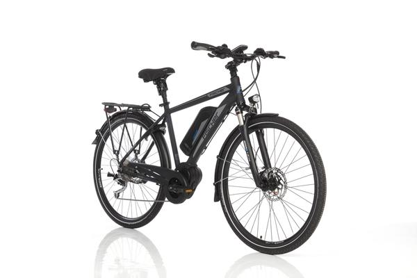 FISCHER E-Bike ETH 1861 MM 9GG XT, 28 Zoll, Schwarz-matt, Rahmenhöhe: 50 cm