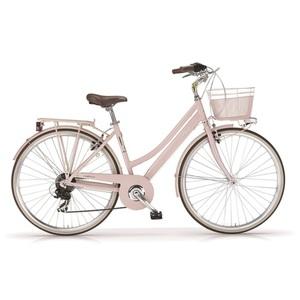 MBM Trekkingbike New Boulevard Woman 28 inkl. Korb Nude