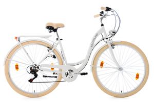 Damenfahrrad 28'' Balloon weiß RH 48 cm KS Cycling