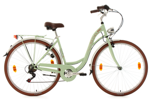 Damenfahrrad 28'' Eden mint RH 48 cm KS Cycling