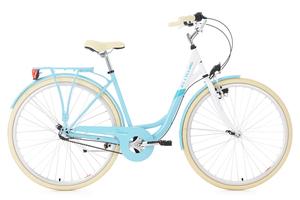 Damenfahrrad 28'' Belluno hellblau 3 Gänge RH 48 cm KS Cycling