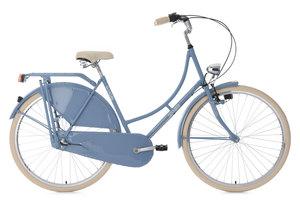 KS Cycling  28 Zoll Hollandrad 3 Gänge (Nexus) Damenfahrrad Tussaud (hellblau)