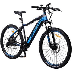 Remington Rear Drive MTB E-bike Mountainbike Pedelec 27,5 Zoll, Farbe:blau