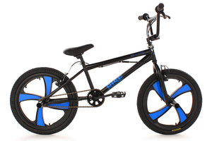 BMX Freestyle 20'' Rise Magwheel schwarz
