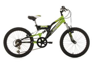 Kinderfahrrad 20'' Zodiac schwarz-grün RH 31 cm KS Cycling