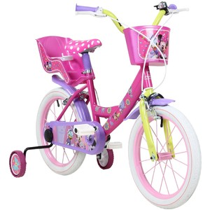 Disney Minnie Mouse + Daisy Duck 16 Zoll Kinderfahrrad Daisy Duck Disney