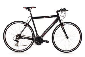 Fitnessbike alu 28'' Lightspeed schwarz RH 54 cm KS Cycling