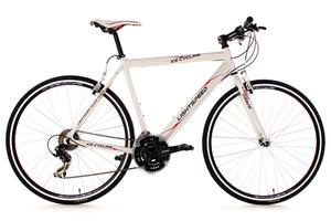 Fitnessbike alu 28'' Lightspeed weiß RH 56 cm KS Cycling