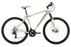 """Mountainbike Hardtail Twentyniner 29"""" Heist weiß RH 51 cm KS Cycling"""