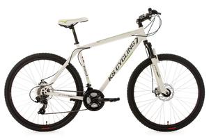Mountainbike Hardtail MTB 27,5 Heist weiß RH 46 cm KS Cycling