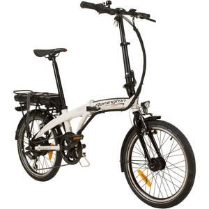 Remington Urban Folder 20 Zoll Faltrad E-bike Klapprad Pedelec StVZO Elektrofaltrad, Farbe:Weiss