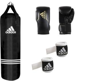 adidas Boxset Performance inkl. Handschuhe und Bandagen, ADIBAC12SMU
