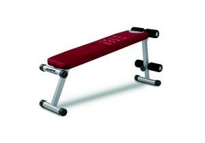 BH Fitness ATLANTA 300 G59X Klappbare Kantelbank, Trainingsbank, Unkomplizierte Höhenverstellung, mit  Übungsblatt