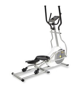BH Fitness FDH16 G840 Crosstrainer, Ellipsentrainer mit Vorderantrieb, 16 kg Schwungmasse, Anti-Rutsch XXL Pedale, 17 cm Pedalenabstand