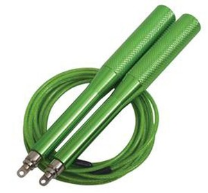 MTS 960024 - Schildkröt Fitness Springseil Speed Rope Pro, Rope Skipping 4000885600247