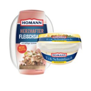 Homann Brotaufstriche, Budapester Salat oder Fleischsalat